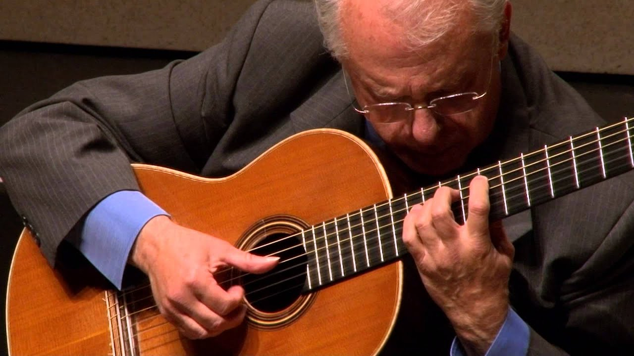 Pepe Romero plays Albeniz: