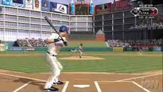 MLB 07 The Show on PS3