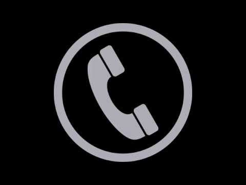 Landline Phone Dial Tone  North American  for 12 Hours