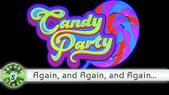 Candy Party slot machine, Repeating Bonus