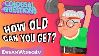 How Old Can You Get? | COLOSSAL QUESTIONS