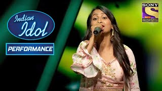 Download Renu ने दिया 'Tere Sang Pyar Main Nahin Torna' पे भावपूर्ण Performance | Indian Idol Season 10