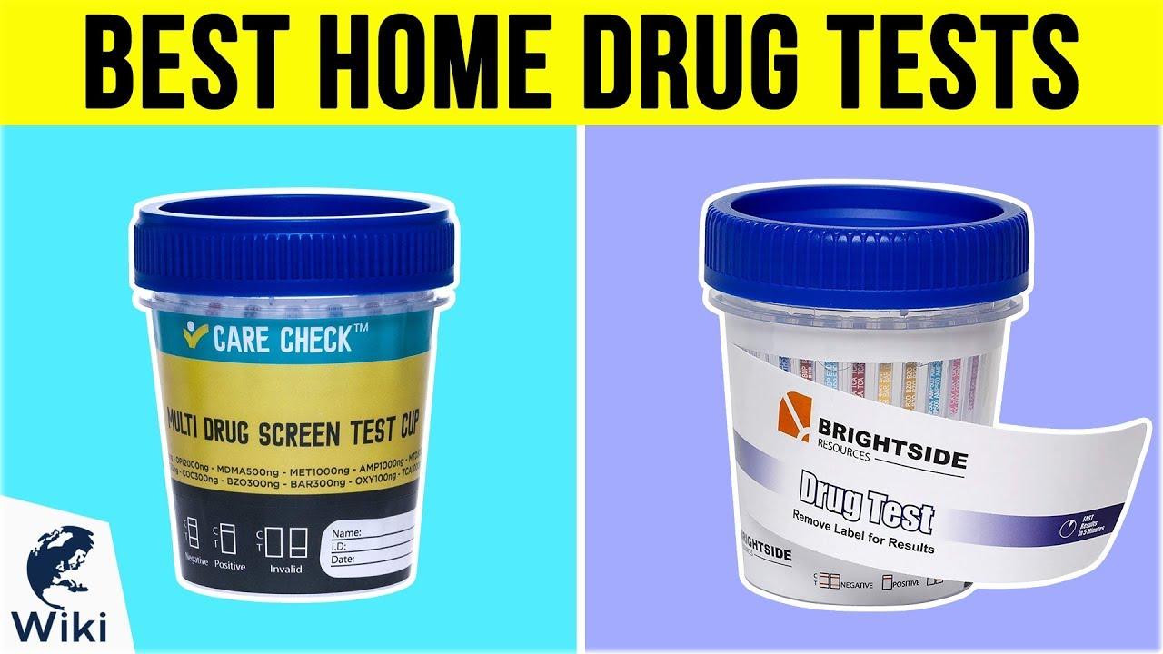 10 Best Home Drug Tests 2019