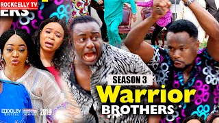 WARRIOR BROTHERS (SEASON 3) NEW MOVIE ALERT !- ZUBBY MICHEAL  Latest 2020 Nollywood Movie || HD