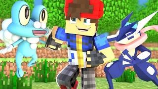 Minecraft: Pokemon Ruby - Um Novo Amigo ?!? #95