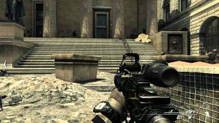 (PC) Call of Duty: Modern Warfare 3 SP Gameplay: Mission 01 (Black Tuesday)