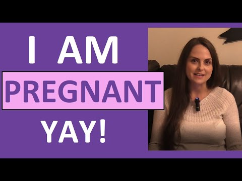 I'm Pregnant | 14 Weeks Pregnant Ultrasound and Belly Bump