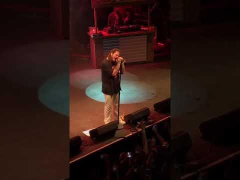Post Malone - I Fall Apart Live