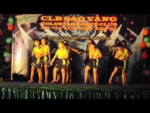 Khiêu vũ thiếu nhi - Goldstar Dance Club