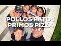 POLLOS PATOS PRIMOS PIZZA