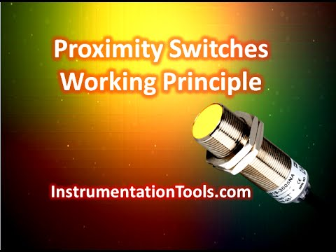 Proximity Switches Working Principle