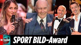 Von Eckel bis Neureuther: Die besten Momente des Sport BILD-Awards 2019
