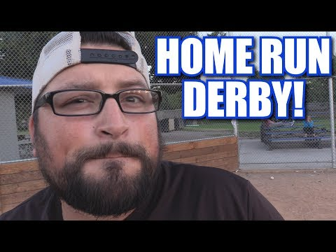 BEST HOME RUN DERBY EVER! | On-Season Softball League