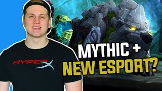 Mythic Dungeon Invitational: The New World of Warcraft Esport? - Hogman