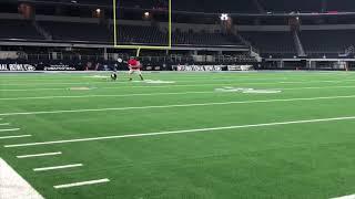 International Bowl 2019: Halftime Performance @ AT&T Stadium