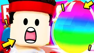 FAN GIVES ME 5 LEGENDARY PETS FROM 100,000,000 USD!! Roblox ITA (Bubble Gum Simulator)