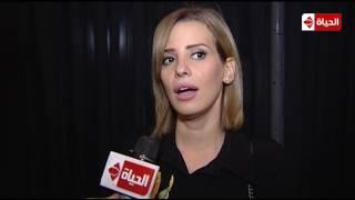 فيديو - هكذا ردت إيمان العاصي على خلافات بطلات مسلسل