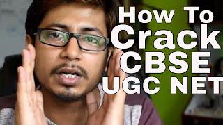 How to qualify CBSE UGC NET exam ?