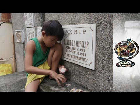 Would You Live in A Graveyard? Pasay City's Alternative To Slums