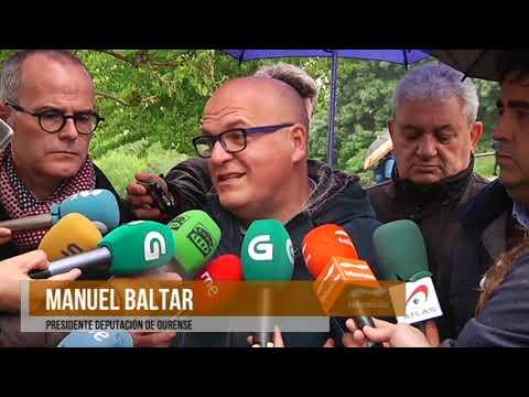 Incendio A Chavasqueira  Valoraciones Jesús Vázquez y Manuel Baltar 24 4 19