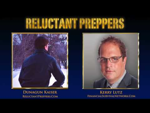 There's No Way Out: Prepare to Survive These Mega Threats   Kerry Lutz