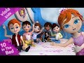 Ten in the Bed   Nursery Rhymes and Baby Songs Collection [4K]