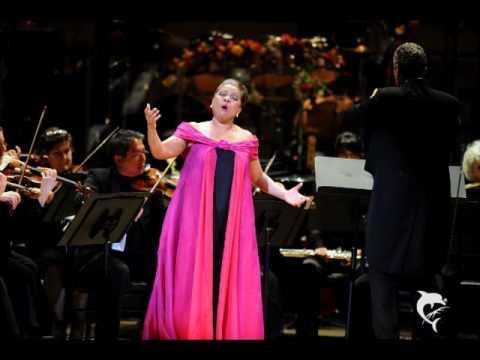 K Battle Soprano Kathleen Battle sings ...
