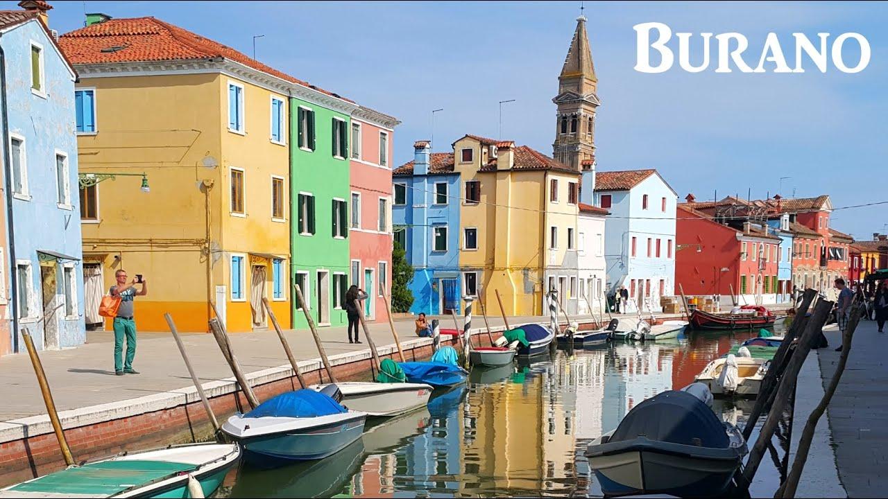 Burano Italy Day Trip From Venice To Mazzorbo Amp Burano