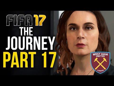 FIFA 17 THE JOURNEY Gameplay Walkthrough Part 17 - KARREN BRADY ??? (West Ham) #Fifa17