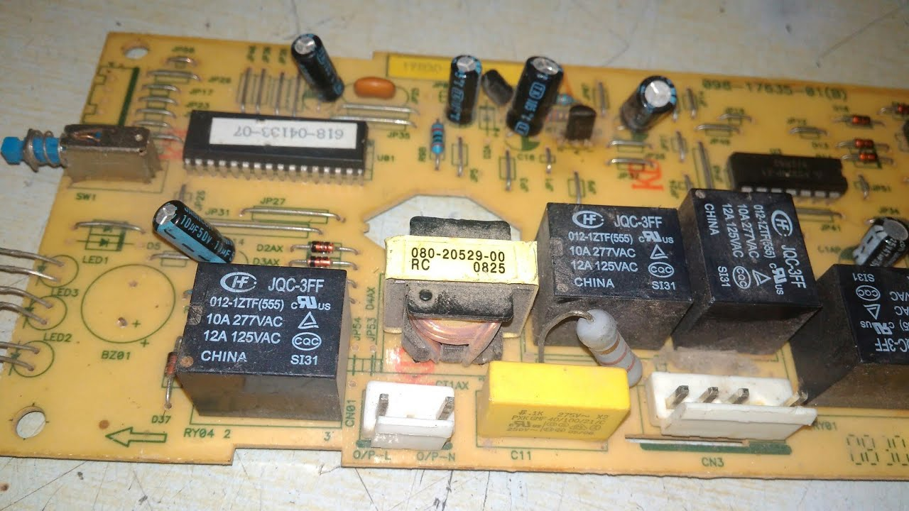 Circuit Diagram Of Ups