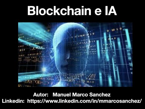 Meetup  Inteligencia artificial y blockchain Mayo 2020