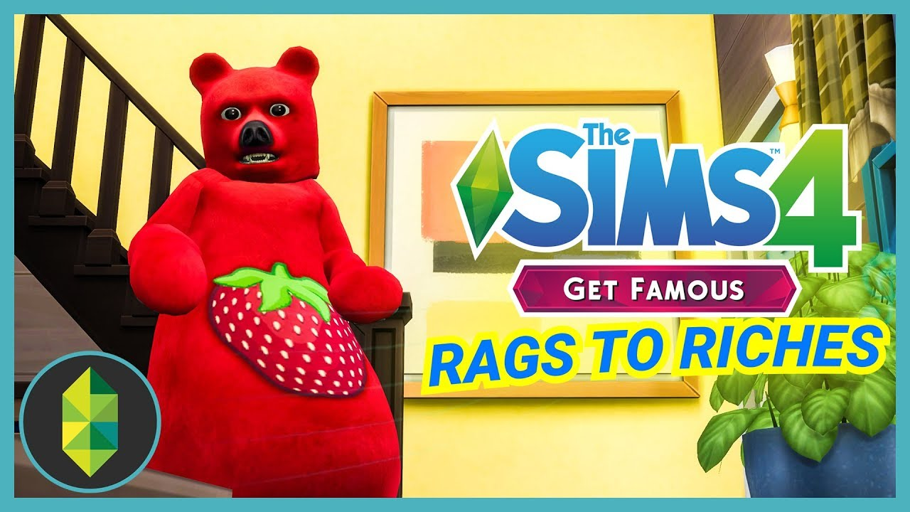 FLING WITH SEMAJ - Part 19 - Rags to Riches (Sims 4 Get Famous)