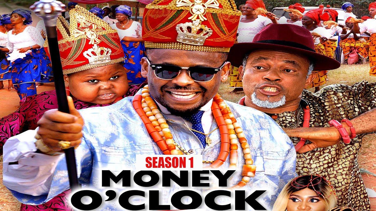 Download MONEY O CLOCK  (SEASON 1) NEW MOVIE  - ZUBBY MICHEAL 2021 NOLLYWOOD BLOCKBUSTER || ROCKCELLY TV