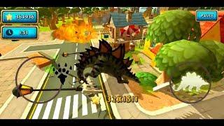 Dinosaur Simulator: Dino World - Android Gameplay #8