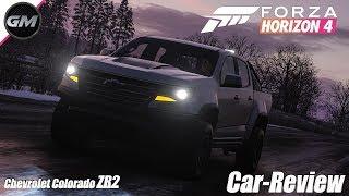 Chevrolet Colorado ZR2   2K   Forza Horizon 4 Car Review #7