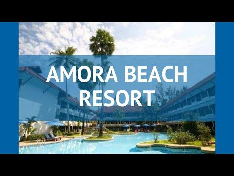 AMORA BEACH RESORT 4* Таиланд Пхукет обзор – отель АМОРА БИЧ РЕЗОРТ 4* Пхукет видео обзор