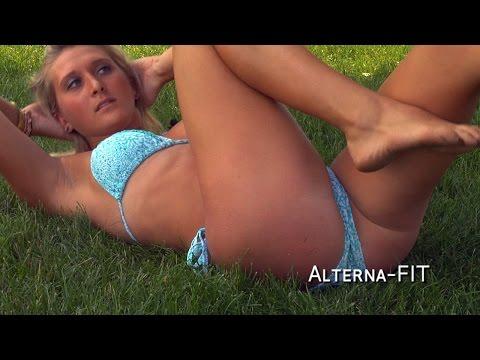 BIKINI BODY FAST - Abs Workout Part 1  | Alterna-FIT