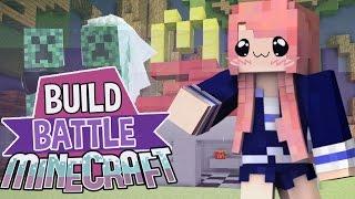 McDonald's Wedding | Build Battle | Minecraft Building Minigame