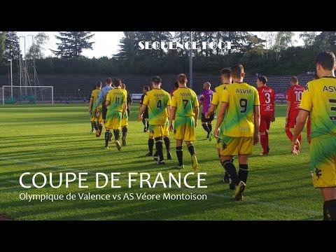 Olympique de Valence   AS Véore Montoison