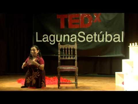 Habilitar a otros | Gabriela Bruno | TEDxLagunaSetúbal