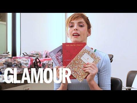 Titi Müller mostra seu lado feminista com três livros prediletos | #MulherBacanaLê | Glamour Brasil from YouTube · Duration:  2 minutes 31 seconds