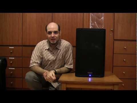 QSC K10 Active Loudspeakers - overview and user guide