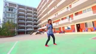 ICC T20 World Cup-2014 Theme Song at Daffodil International University Permanent Campus