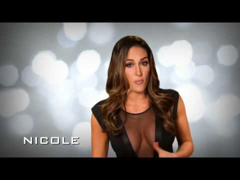 Nikki Bella tries to convince Brie Bella to agree to an endo