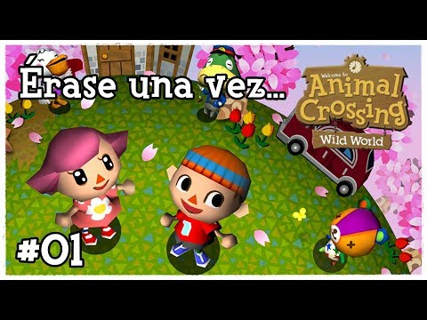 Érase una vez...  Animal Crossing WILD WORLD #01 | @Annizgz
