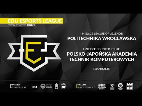 Finały Edu Esports League 2018/2019 - aftermovie