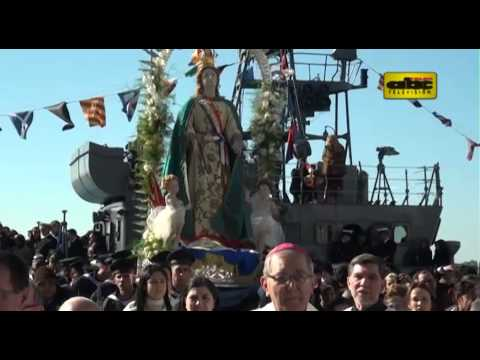Procesión náutica de la Virgen Nuestra Señora de la Asunción