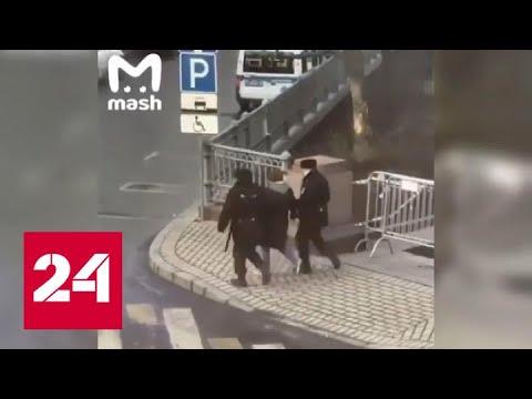 Как Иисус Воробьев и Платон гуляли по Патриаршим: в МВД раскрыли подробности инцидента - Россия 24