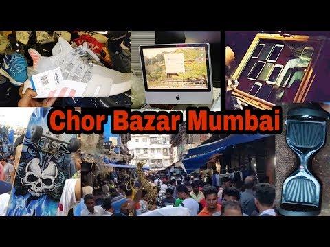 Chor Bazaar Mumbai   Flea Market   Best Shopping Place In Very Cheap Prices   RUSH RUSHIKESH
