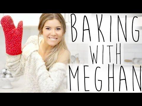 Baking With Meghan// Chocolate Chip, Butterscotch & Pretzel Cookies